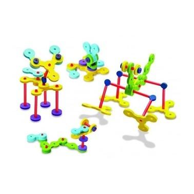 4M 4M Yaratıcı Tüp-Hayvanlar Renkli